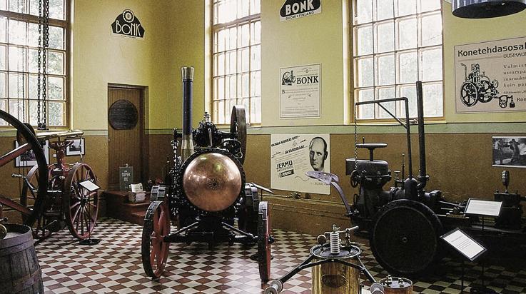 Museo.Bonk Museum And Children S Innovatorium Visit Uusikaupunki