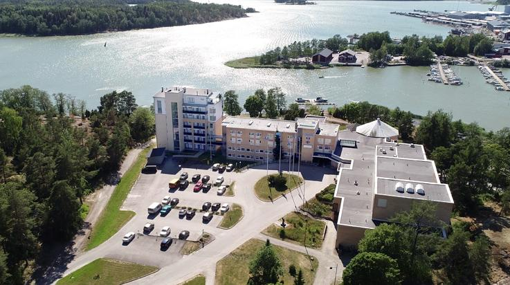 Hotelli Aquarius Uusikaupunki